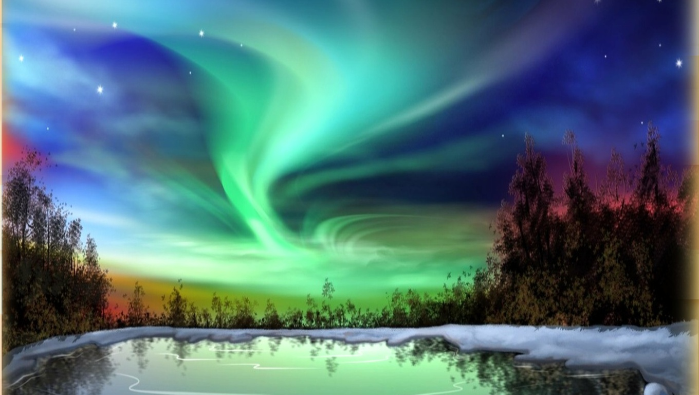 Northern_Lights_In_3D_Wallpaper_u2u9d